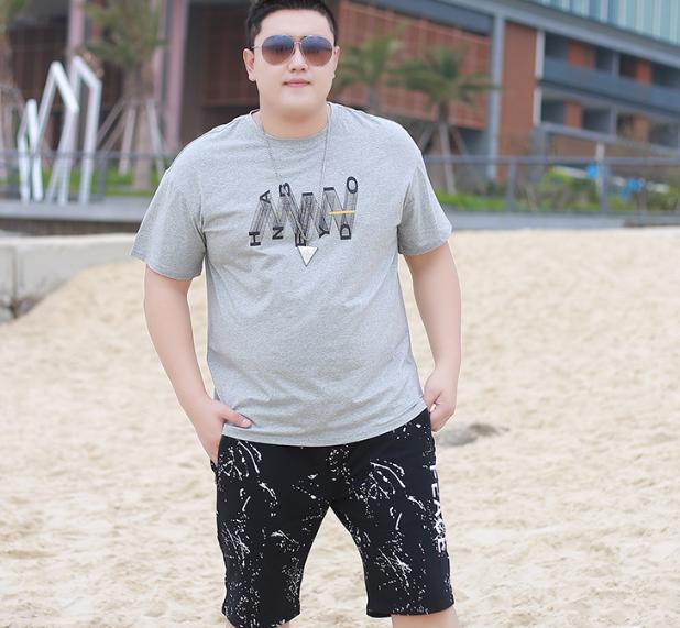 男装印花短袖T恤批发男士纯棉T恤批发夏季男装小衫