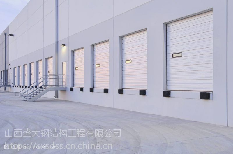 Q235临汾钢结构厂房造价是多少钱一平方_山西盛大钢结构