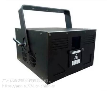 照原光电厂家直销高质量 高亮度 8W全彩动画激光灯7瓦全彩激光灯 镭射灯 酒吧激光