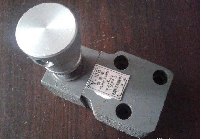 y-25b板式连接低压溢流阀图片