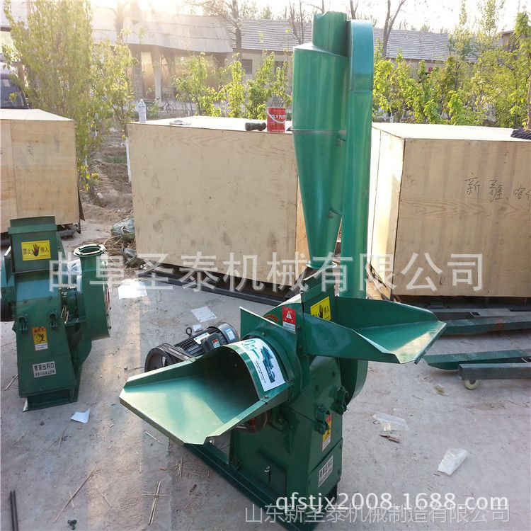 厂家批发木材粉碎机 小型粉碎机 电动破碎机