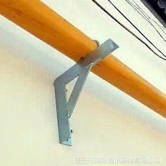 镀锌七字铁 七字角铁 天然气支架 三角支架管道墙体施工架线支架