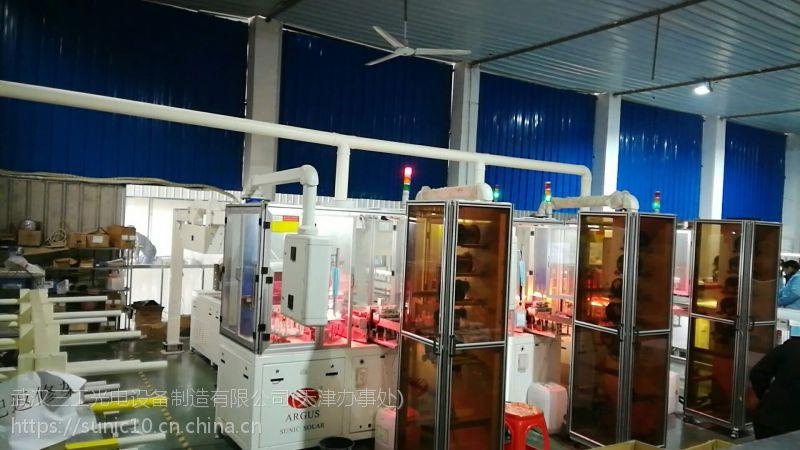 智能化光伏电池组件生产线 500MW太阳能光伏板生产设备出口