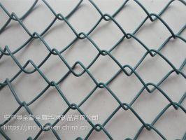 田径场包塑围网 门帘装饰勾花网: 不锈钢幕墙装饰网 塑面勾花网