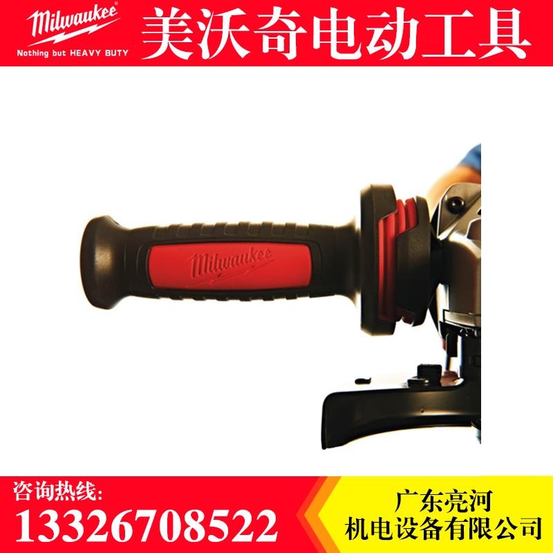 重型角磨机手磨机AGV15-150XC美国Milwaukee米沃奇