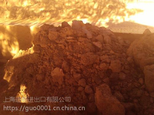 天津镍矿石进口报关行业品质证明