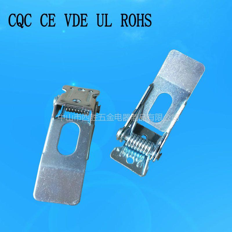 欧普专用弹簧夹 LED弹簧卡扣