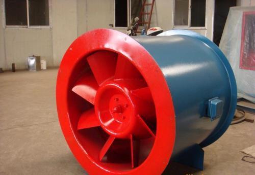 供应HTF消防高温排烟风机厂家