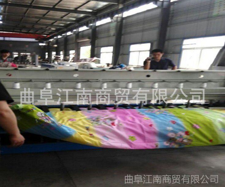厂家批发出售全自动引被机 电动被套缝被机 自动缝被机