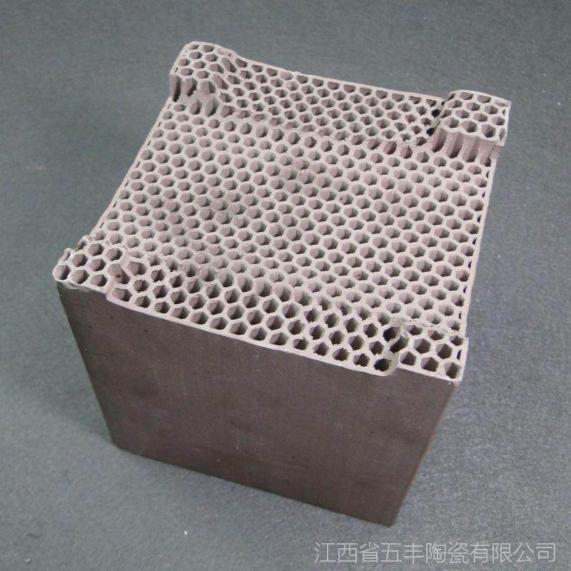 江西高铝蜂窝陶瓷蓄热体生产厂价格是多少 五峰山