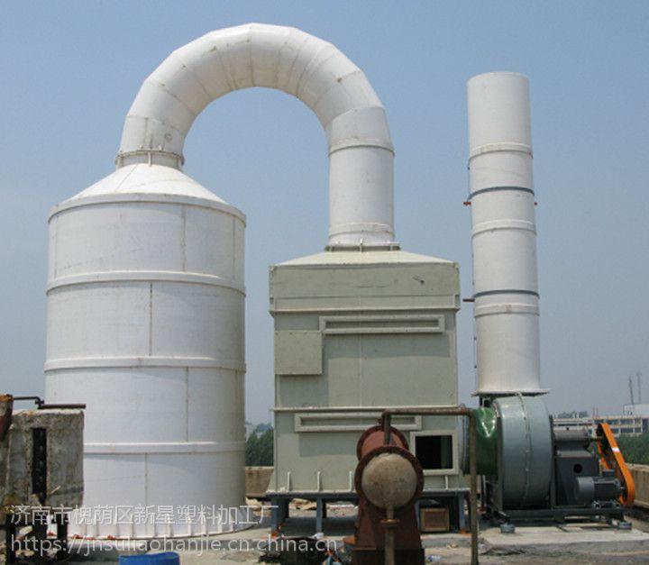 承接旋流板式塔-脱硫除尘设备一体化