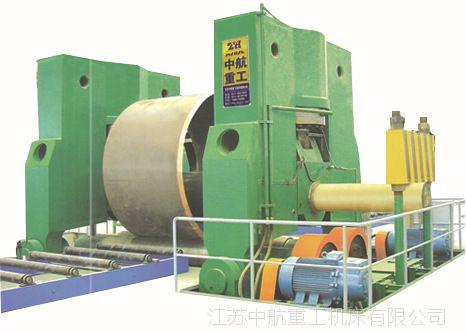 厂家供应全新特大四辊卷板机 五金金属数控卷板机