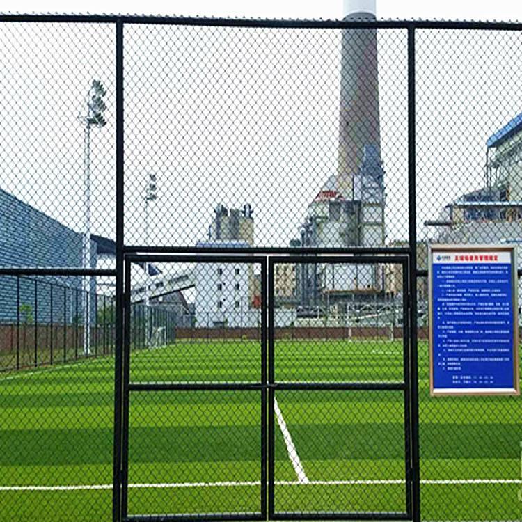 百瑞球场护栏网 体育场护栏网 运动场围栏/笼式足球围网