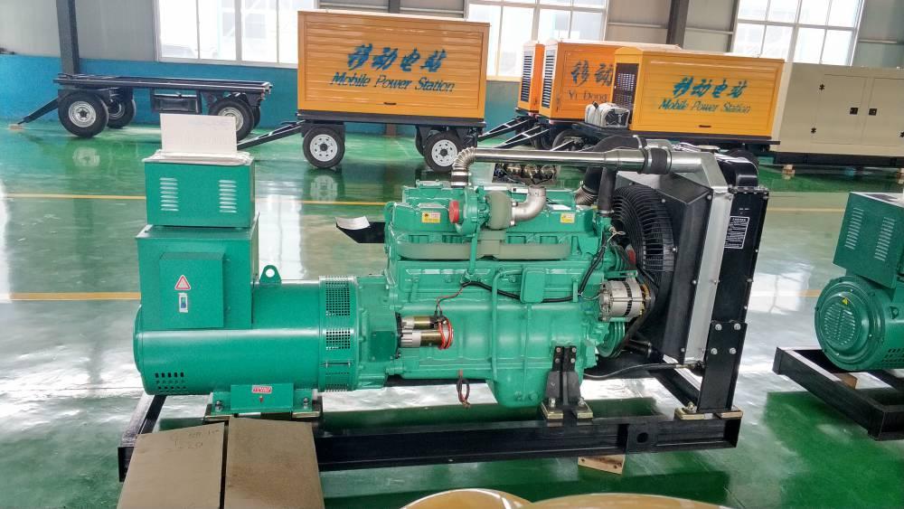 120kW千瓦柴油发电机组 120千瓦发电机