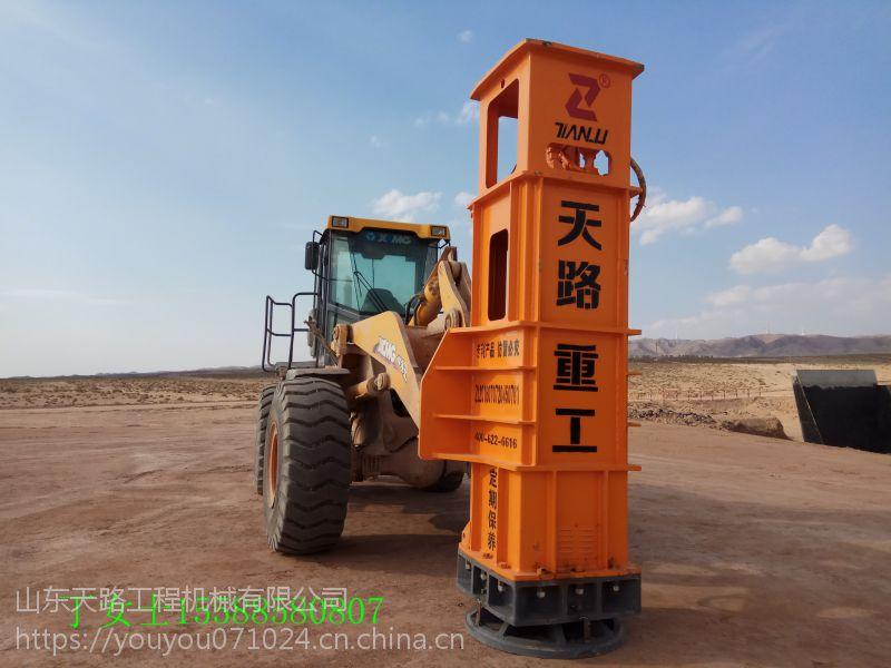 厂家常年供应新型路基夯实设备-高速液压夯实机高品质高效性-价格优惠服务保证