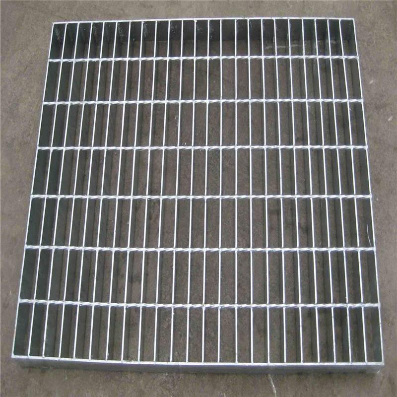 阳台网格板 网格地板高度 排水沟盖板安装