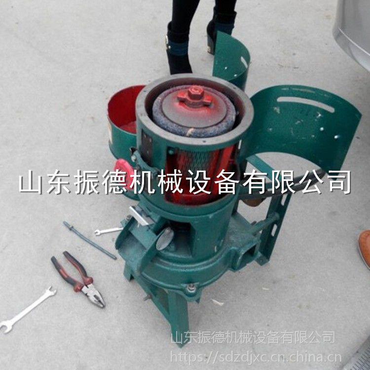 碾米加工设备 振德热销 全自动立式碾米机 谷子水稻碾米机