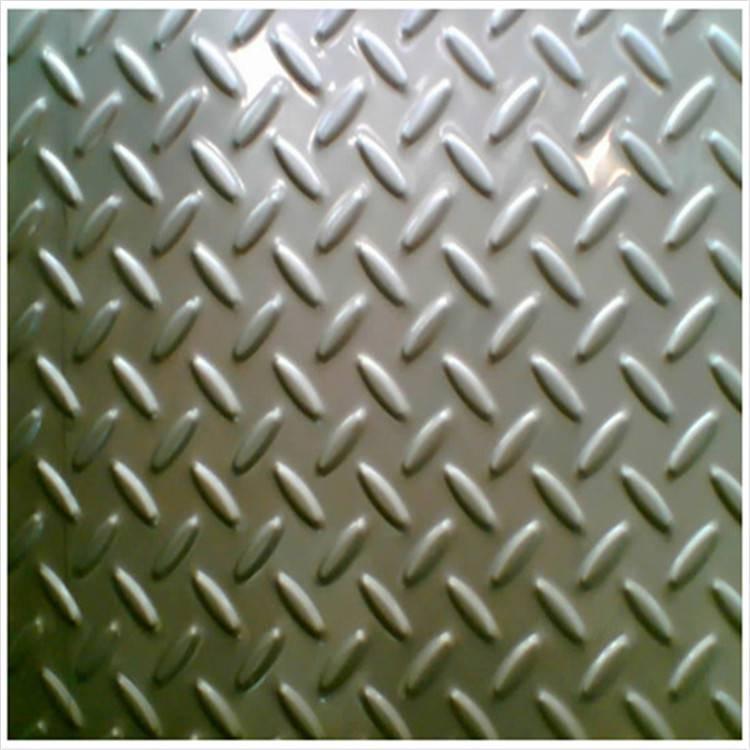 防滑不锈钢板 304五条筋花纹不锈钢板