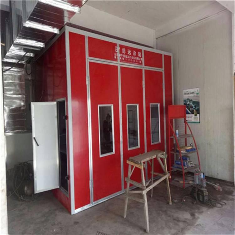 烤漆房厂家 家具烤漆房报价 产品可加工定制 山东乐旺涂装