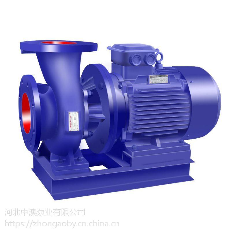 IHG不锈钢管道泵价格-中澳