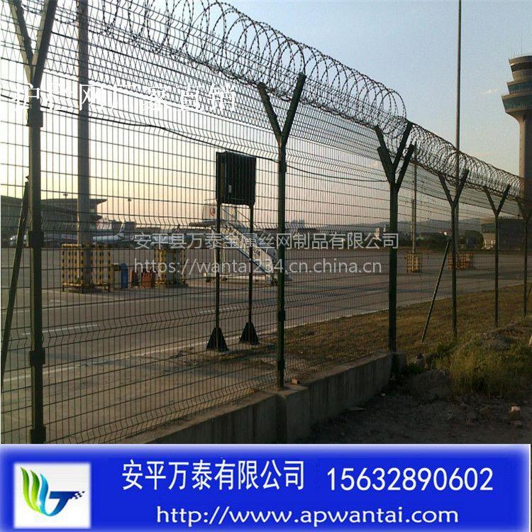高速公路围栏网 框网防护网 桥梁护栏网