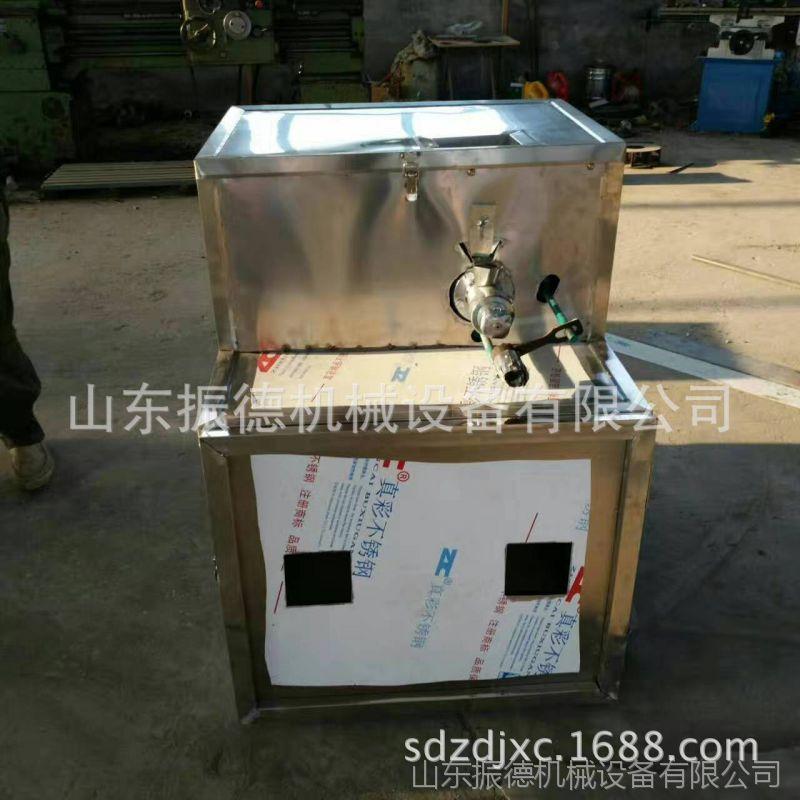 振德牌小型流动式五谷杂粮膨化机 七用多功能膨化机 商用爆米花机