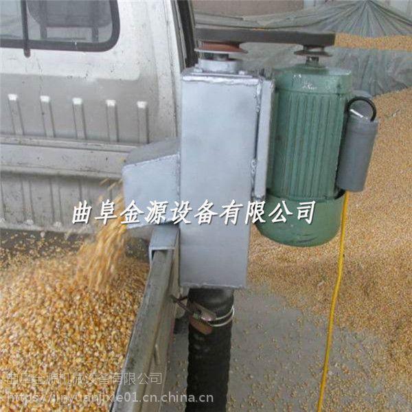 田间便携式小麦吸粮机 夏季耐高温吸粮机