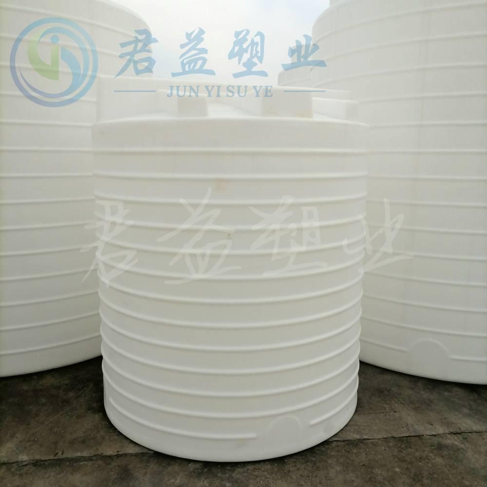 长沙PE塑料10吨水箱 一次排空 清洗方便
