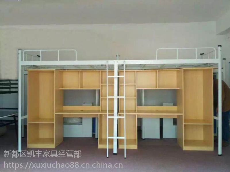 龙泉区公寓床定做厂家.简约式公寓床.安装简易坚固耐用.实用.好用