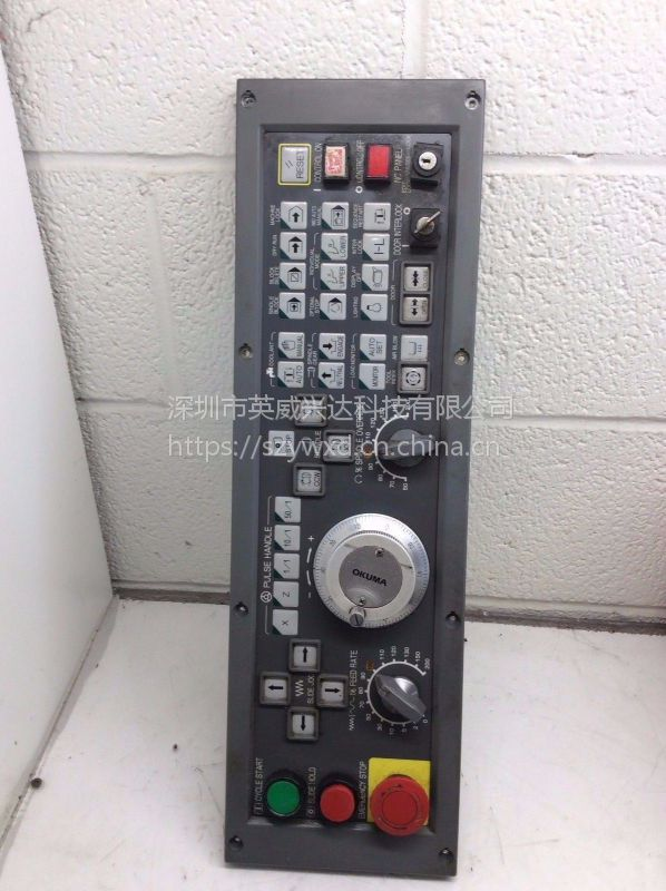 Okuma OSP 3000 PC-1665-F D/A E4809-032-399-F 维修