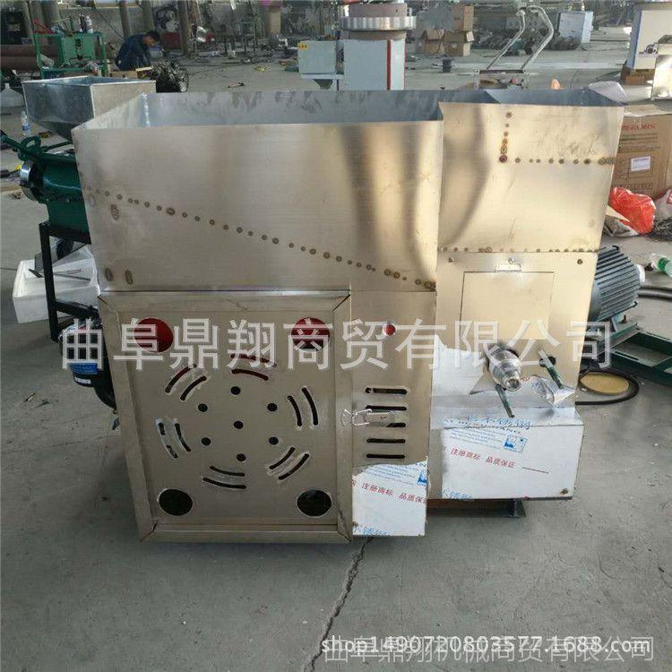 江苏4缸膨化机设备 新款暗仓杂粮膨化机厂家 大麻花空心管膨化机