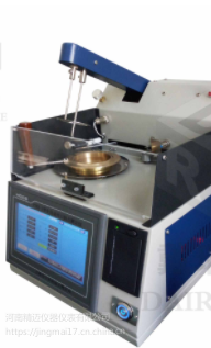 型号:DRT-1106A全自动开口闪点和燃点测定仪 厂家特点 精迈仪器
