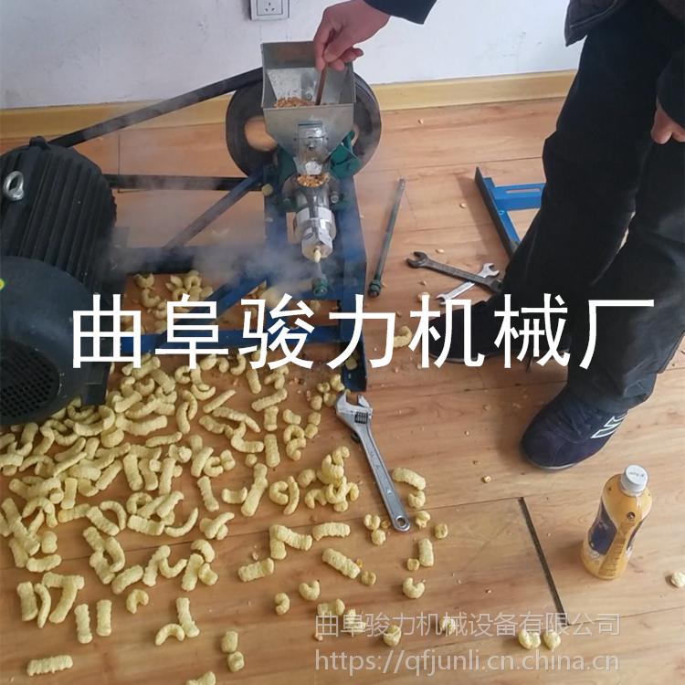批发零售 五谷杂粮膨化机 江米棍机 骏力牌 玉米大米膨化机