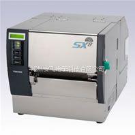 河南郑州东芝TOSHIBA B-SX6T / SX8T宽幅工业条码打印机