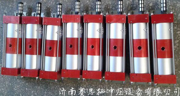 空气增压阀 压缩空气压力放大器