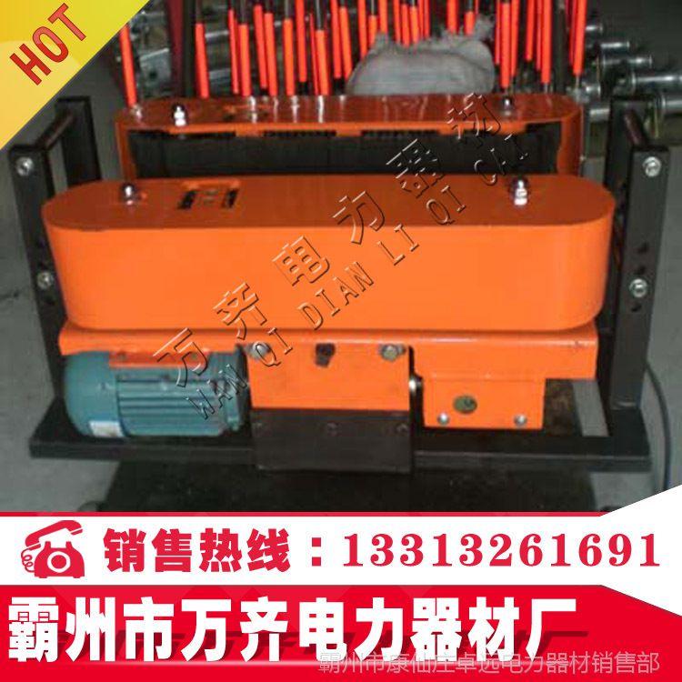 电缆输送机实物图 电缆输送机怎么用
