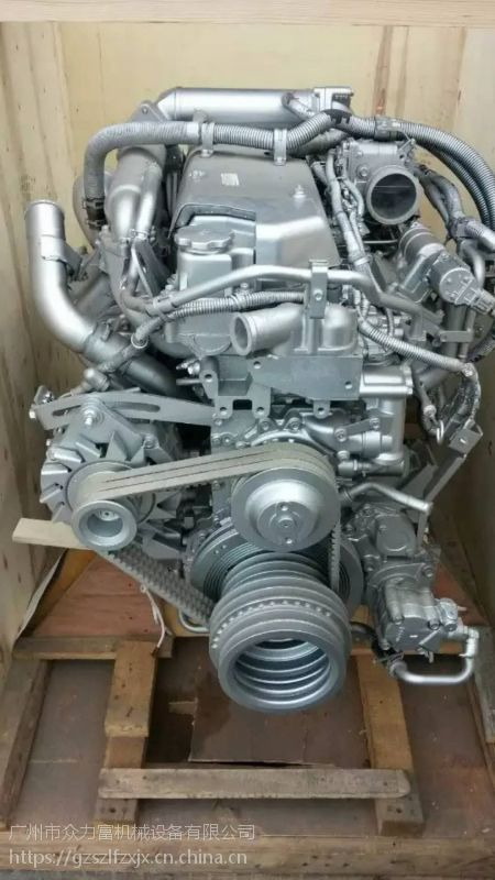 五十铃发动机总成 6HK1电喷汽车发动机
