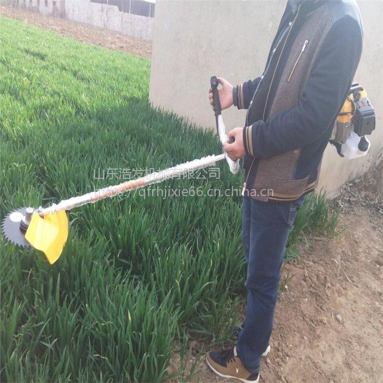 操场草坪修剪机 山地丘陵小型割草机 除草松土一体机