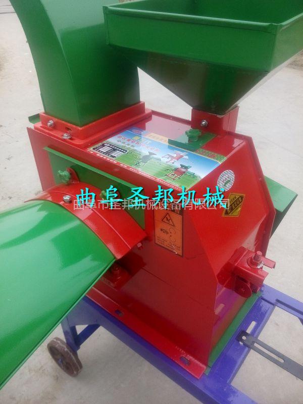 奶牛场专用高产量小型粉碎铡草机