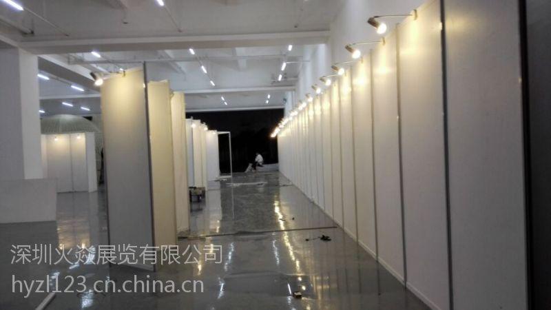 深圳1X2.5米标准展板出租搭建