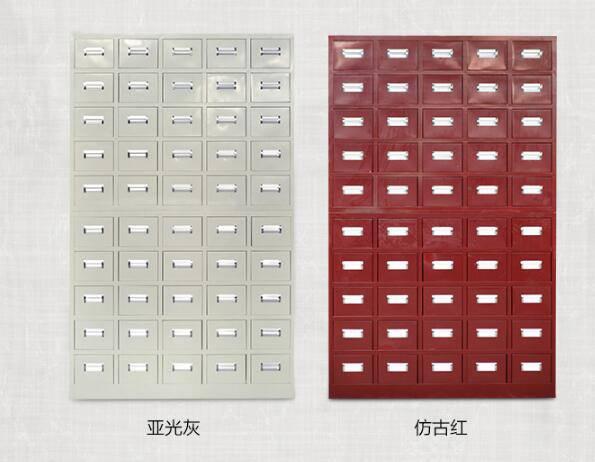 东营 烟台不锈钢1.2米宽50斗中药橱/抓药台 锦祥告诉你钢制中药柜的基本功能