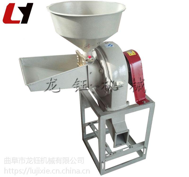大型自动上料粉碎机 自吸式小米粉碎机