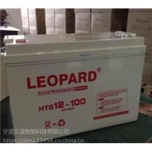 萍乡美洲豹蓄电池HTS12-100厂家直销