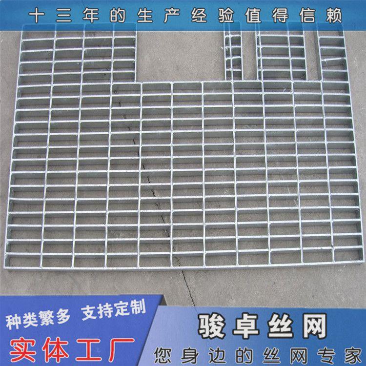 银川格栅板 304钢格栅 停车场钢格栅板重量支持定制