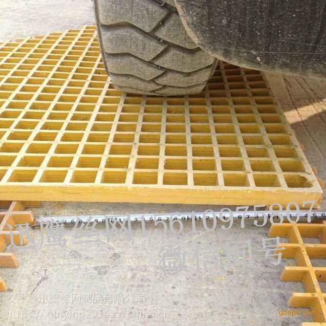 洗车店玻璃格栅板 排水篦子网格板 洛阳市装饰洗车房格栅网板