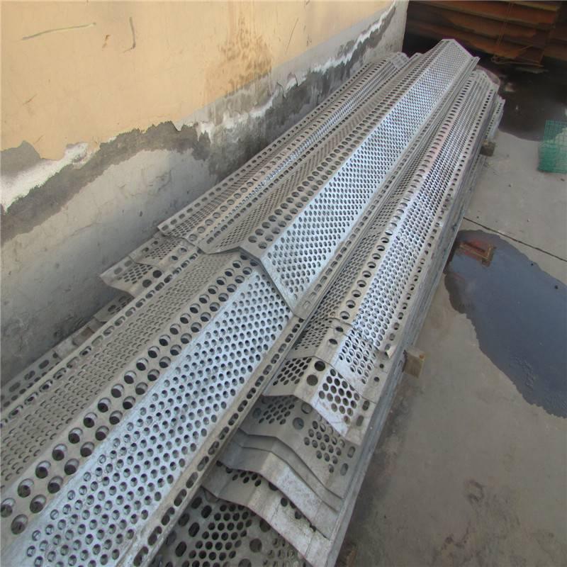 防风抑尘网改造 工地防风抑尘网 煤矿挡风墙