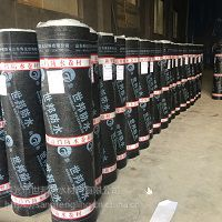 昶泰牌改性沥青防水卷材厂家防水性能优越 耐酸碱断裂拉伸率强