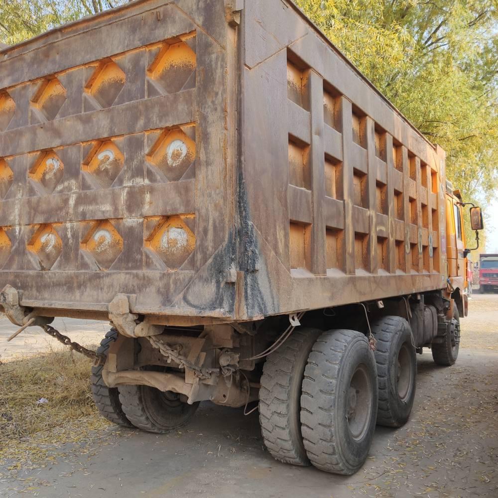 本人出售13年陕汽德龙工程车,340马力,5米8大箱,矿山专用,法士特12档变速箱