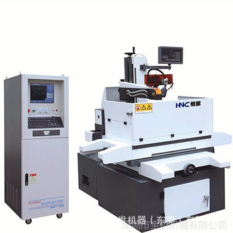恒能HND-400J快走丝线切割机 高速型 上丝无需穿孔 无需进电块