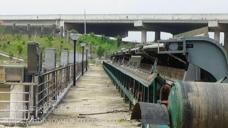 河北省昊宇水工自动化回转式清污机水处理专用设备厂家销售